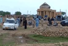 Photo of مڪلي: ٿاڻي جو وڏو منشي غلام رسول جاکرو بيدردي سان قتل