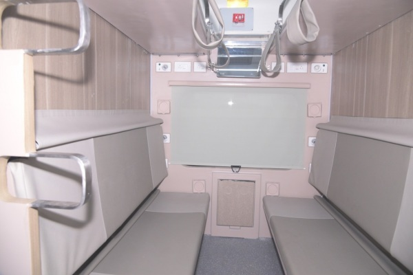 Indian Railways rolls out first AC Three Tier Economy Class Coach - Indus  Scrolls