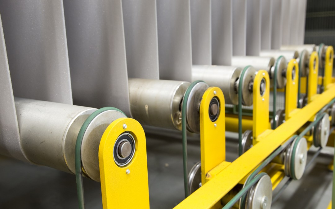 INDUSTRIA BEARINGS HIGHLIGHTS CHAIN GUIDE PRODUCTS FROM MURTFELDT