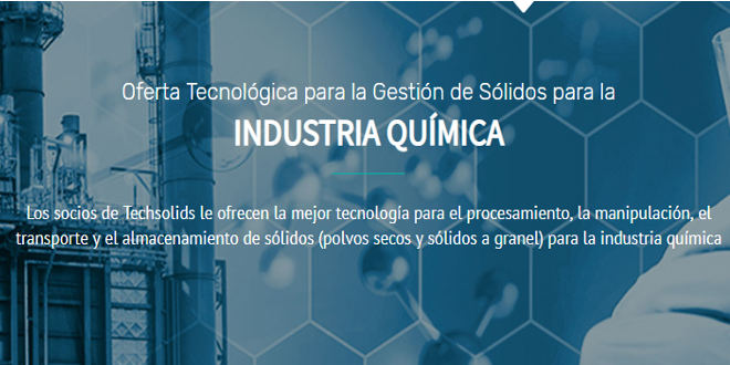TECHSOLIDS industria quimica