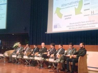 Buoni interviene alla Quinta Sessione su Efficienza Energetica, Sicurezza e responsabilità dell'industria nelle politiche Low - Gwp