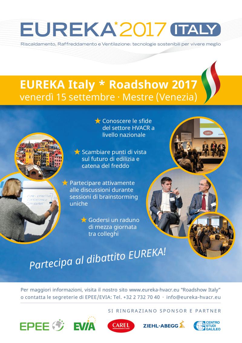 Eureka Italy