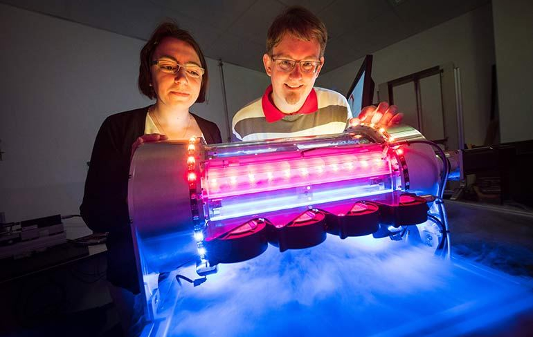 Saarland-University-muscle-heat-pump