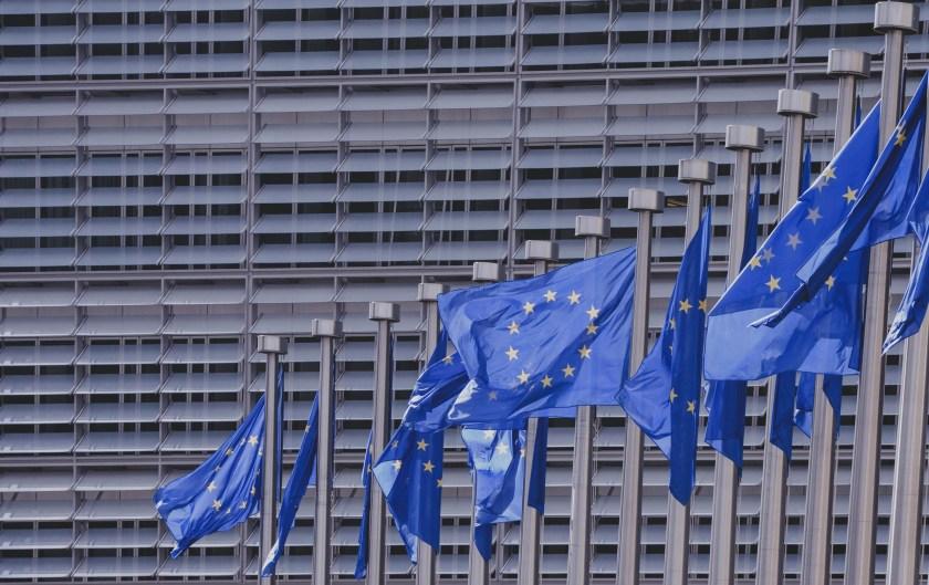 blue, building, pattern, freedom, stars, flag, europe, liberty,