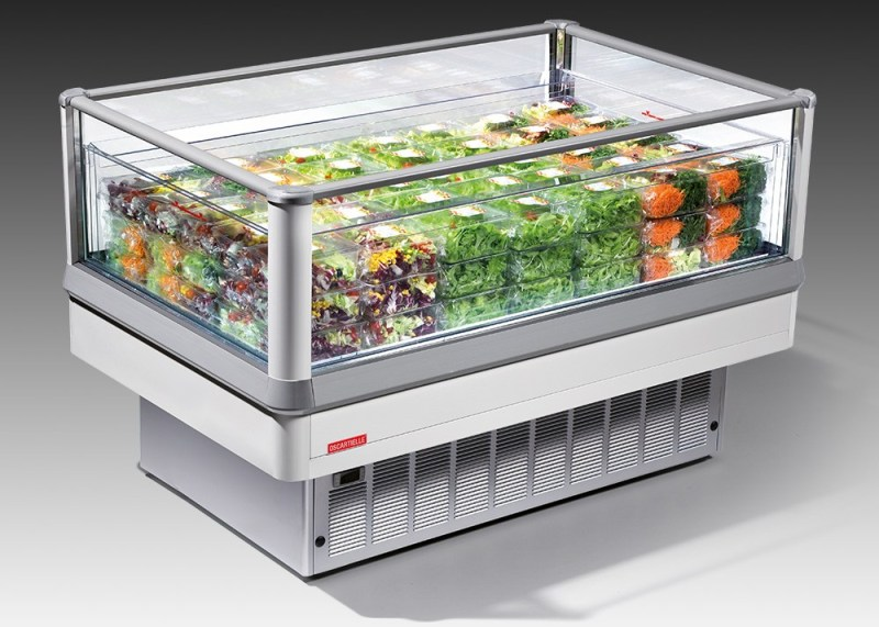 Mega - Banco refrigerato