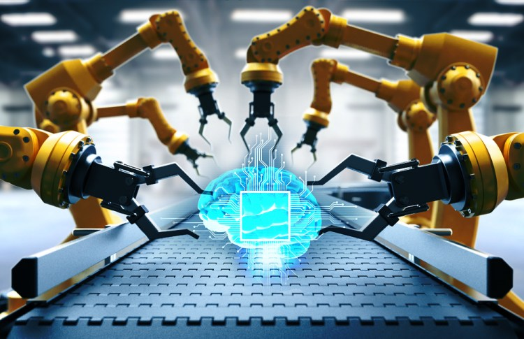 Robot Industrial Automation