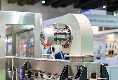 industrial blower motor