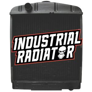 IR211059 Case/IR tractor radiator