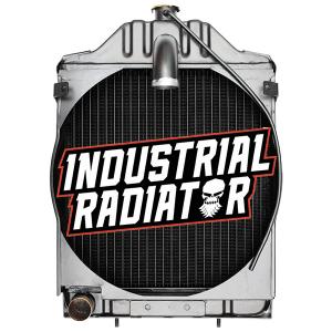 IR219875 Case/IH tractor radiator
