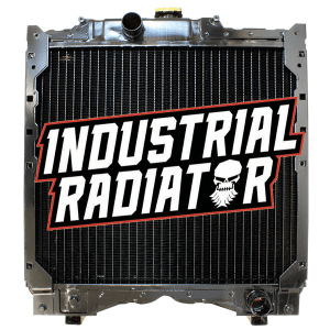 IR212000 Case/IH New Holland Tractor Radiator