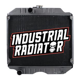 IR219737 John Deere Tractor Radiator