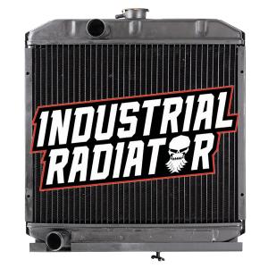 IR219822 Kubota Tractor Radiator