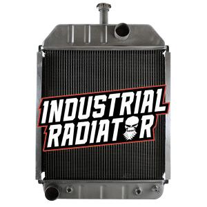 IR219839 Massey Ferguson Tractor Radiator