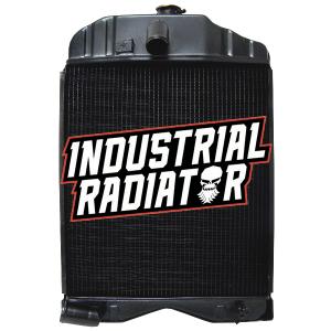 IR219970 Massey Ferguson Tractor Radiator
