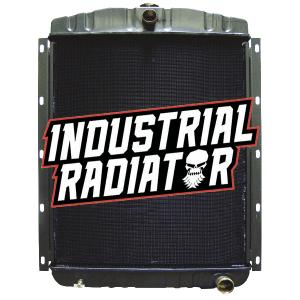 IR246003 GMC/Detroit Diesel Power Unit Radiator