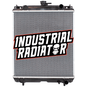 Kobelco / Case / New Holland Radiator - 16 3/4 x 15 3/8 x 1 7/16