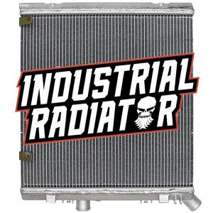 Bobcat Radiator - 20 1/2 x 20 1/2 x 4 1/8