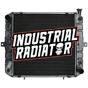 Komatsu/Allis/Kalmar Forklift Radiator - 20 3/4 x 21 5/8 x 2 3/8
