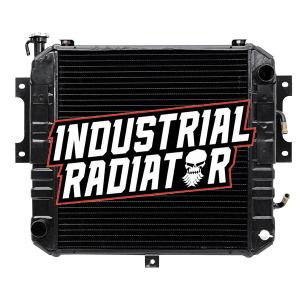 Komatsu Forklift Radiator - 15 3/4 x 16 3/4 x 2 5/8