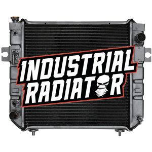 Hyster/Yale Forklift Radiator - 16 7/8 x 16 3/4 x 2 3/8