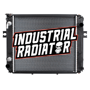 Hyster/Yale Forklift Radiator - 18 3/4 x 17 x 1 7/8