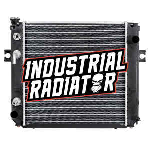 Hyster/Yale Forklift Radiator - 17 x 17 x 1 7/8
