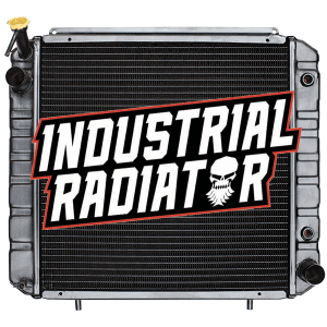 Hyster/Yale Forklift Radiator - 18 7/8 x 19 x 2 1/4