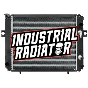 Komatsu Forklift Radiator - 3/4 x 16 3/4 x 1 7/8