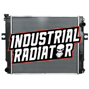Komatsu Forklift Radiator - 20 5/8 x 17 1/2 x 1 7/8 (PTR)