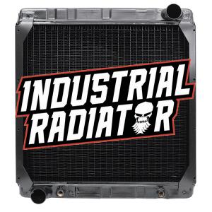 Hyster Forklift Radiator w/o Shroud - 15 3/4 x 17 5/8 x 2 7/8
