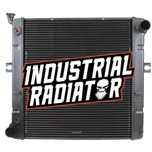 Mitsubishi/Cat Forklift Radiator - 18 5/8 x 21 x 2 1/4