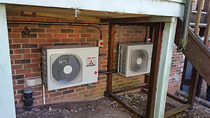 Industrial Installation of Air Conditioning Hampshire