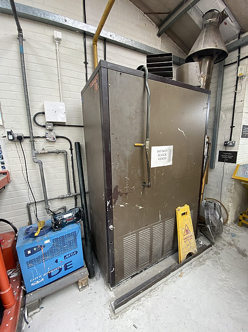 Paint Manufacturer, Dorset Annual Maintenance & Replacement Of Multiple Heaters