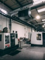 Engineering Workshop, Installation Of Heating system Andover Hampshire
