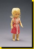 Toy Doll - Made in HK 1970s