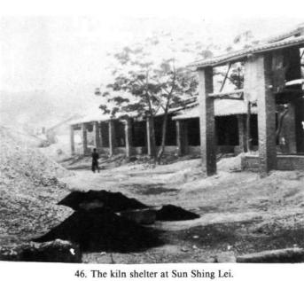 Lime making HKBRAS Vol 24 1984