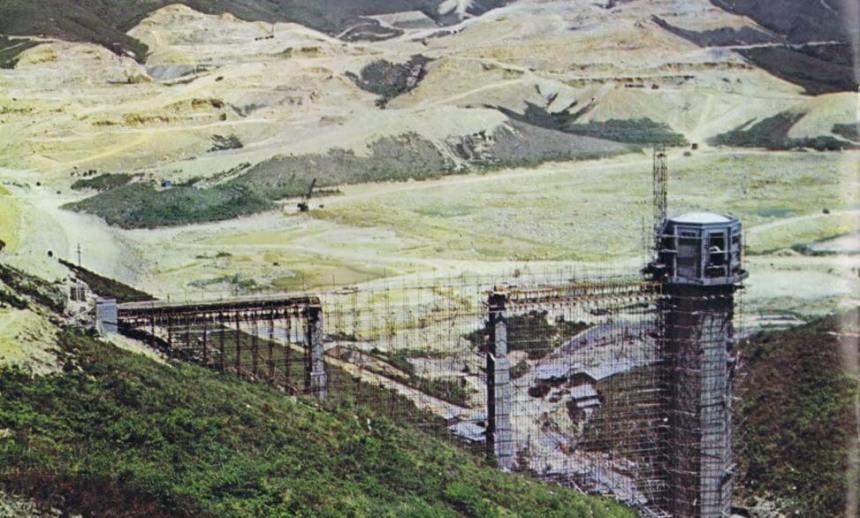 Shek Pik Water Scheme Report, PWD, Nov 1963 c