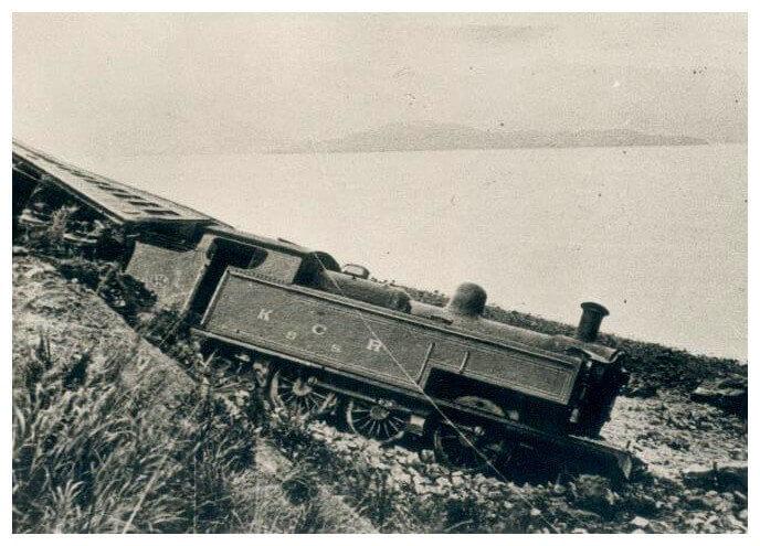 1921 Derailment