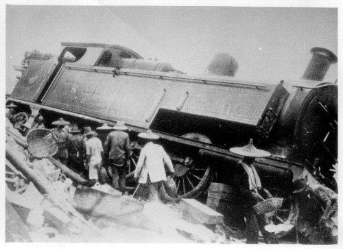 1923 Derailment