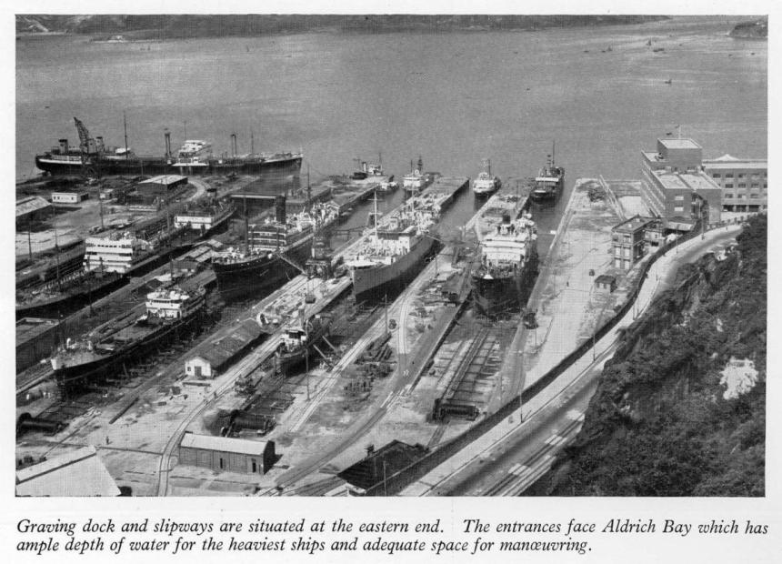 Taikoo Docks Fifty Years of...1954 from IDJ d