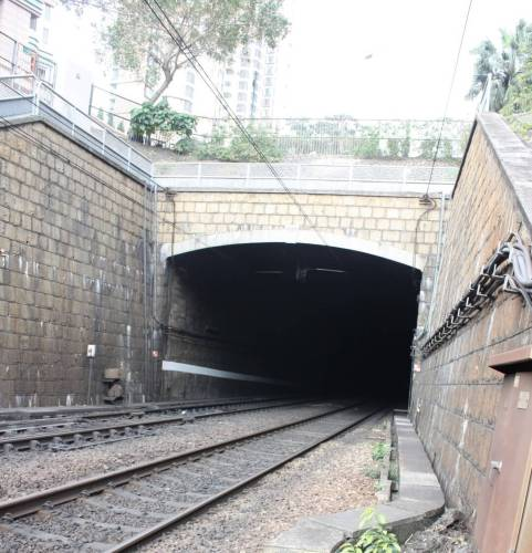 Tunnel 1A South Portal