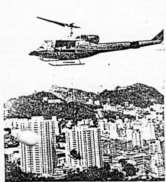 Hong Kong Air International Aviation News Magazine Article Image C Mid 1970s IDJ