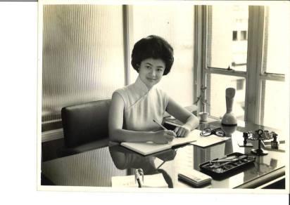 Mary Wang Marklin