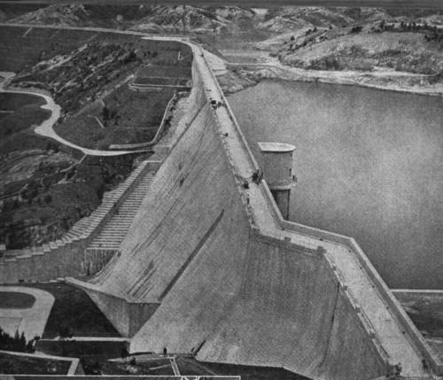 1958 Tai Lam Chung Dam