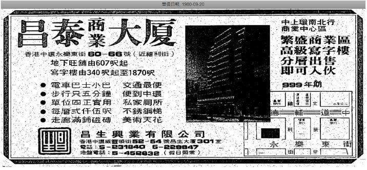 Cheong Sun Development Image 10 York Lo