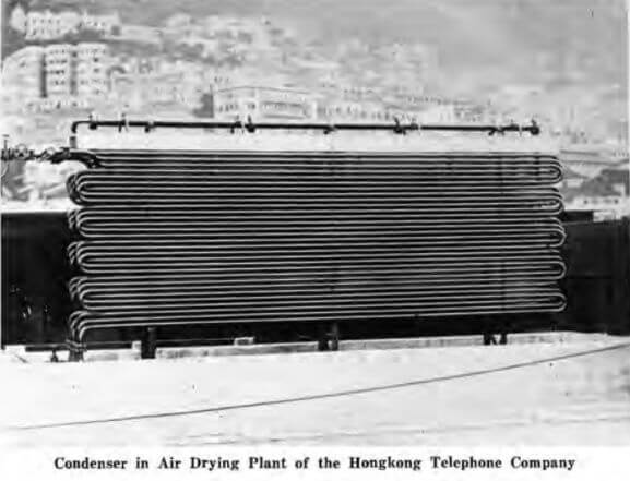 Notable Year Of Progress In Working Of The Hongkong Telephone Company FER Sept 1933 Image 4 Peter Crush