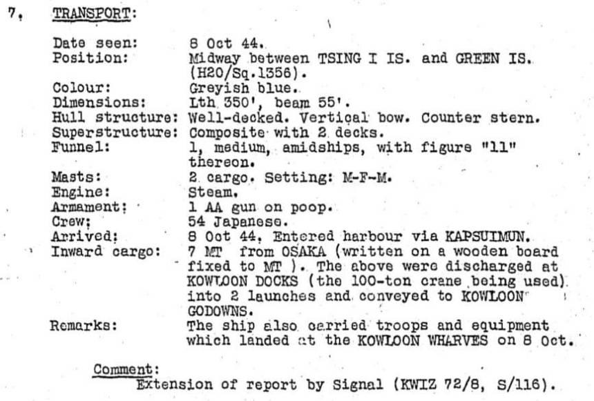 BAAG Report KWIZ #77 Appendix C Sheet 3.3