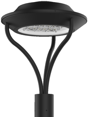 CLP LED Architectural Slim Post Top Fixtures 5001