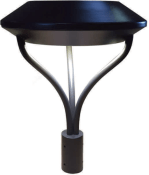 LED Architectural Slim Post Top