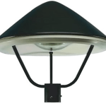 CLP LED Conical Post Top 3071 by Crystal
